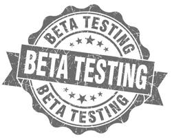 Beta Testing Update – First Phase Underway
