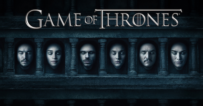 The 'Game Of Thrones Splash' Winners Have Been Drawn. YAY!