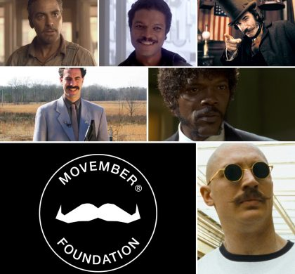 Marvellous Movember Moustaches – Part One