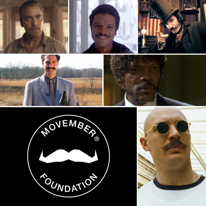 Marvellous Movember Moustaches – Part One