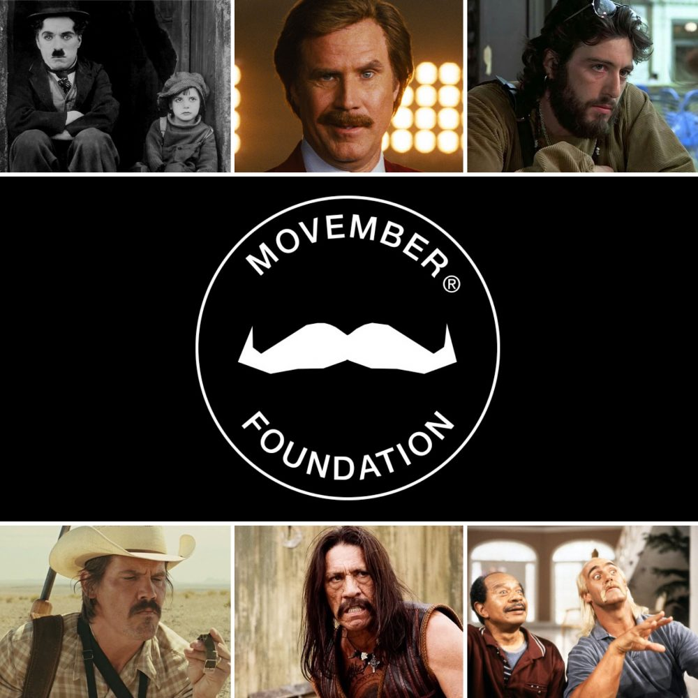 Marvellous Movember Moustaches – Part Two