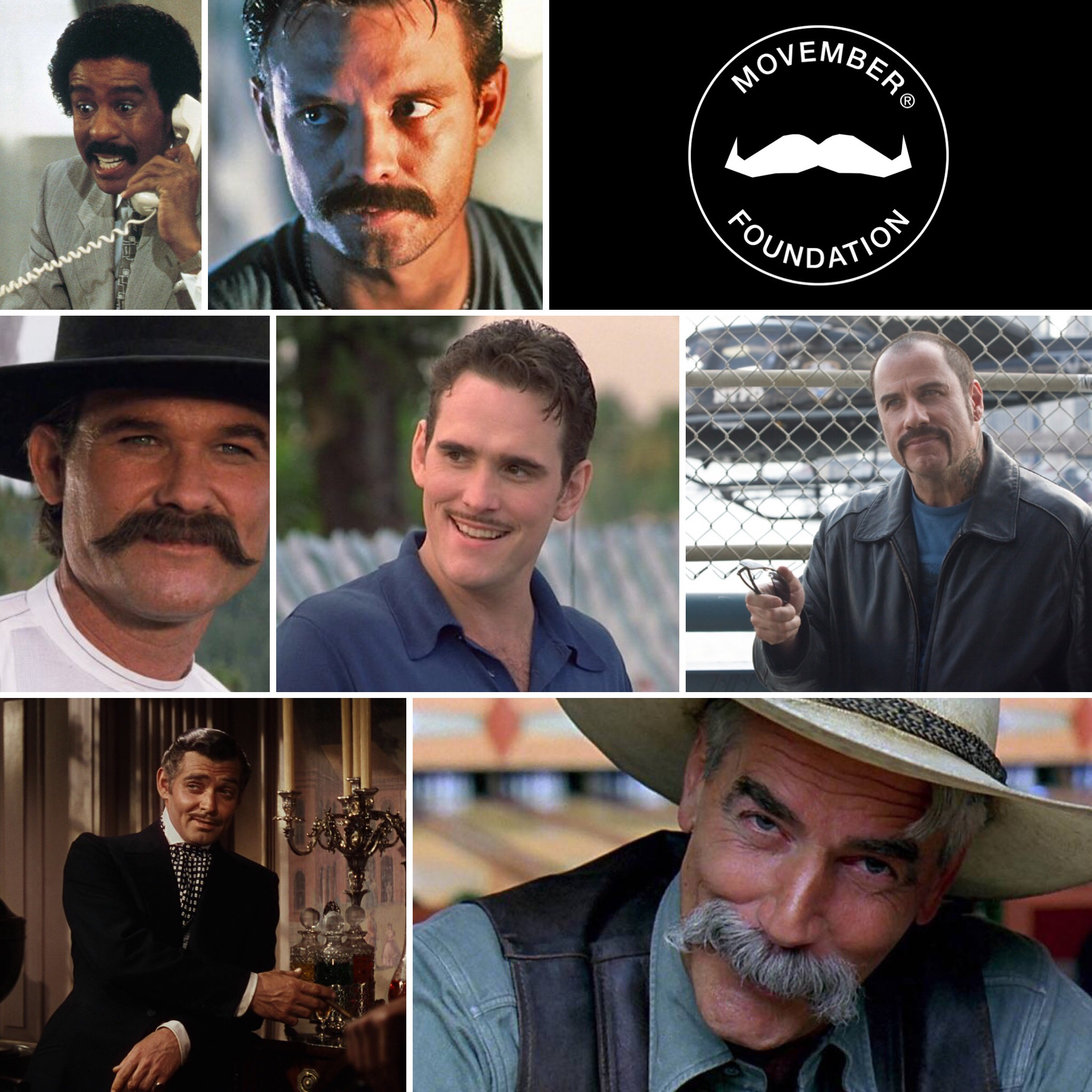 Marvellous Movember Moustaches – Part Three